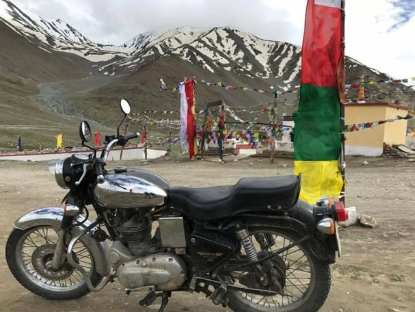 Motorcycle Journey to the Himalaya