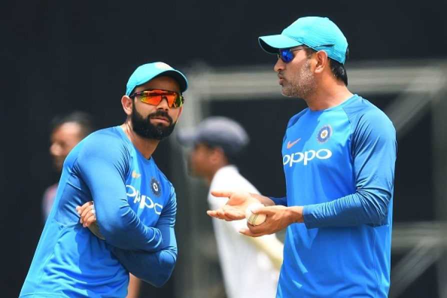 ms dhoni the only captain i've learnt leadership from says virat kohli