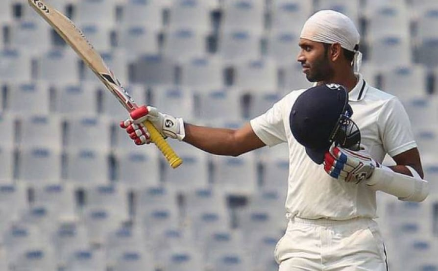 leading ranji trophy run scoring charts milind kumar at peace in new home at sikkim