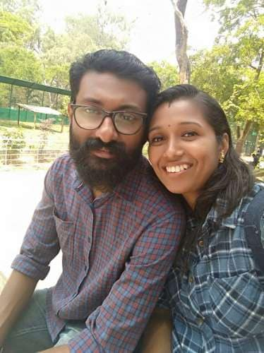 Remya and Rijesh