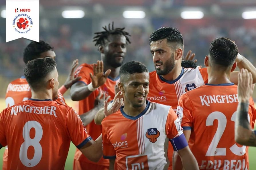 FC Goa move to 2nd spot with 3-0 win over atk