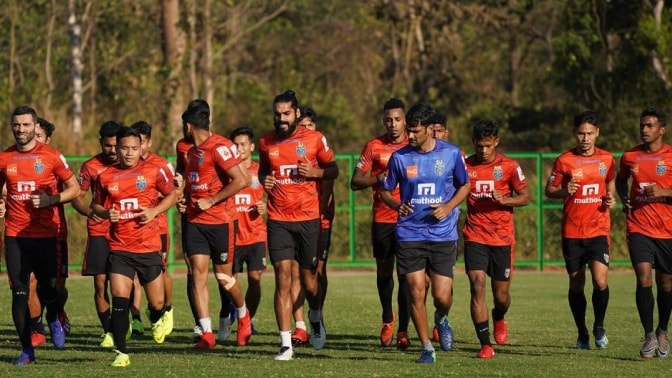 FC Goa look to seal play-offs berth in match against Kerala Blasters