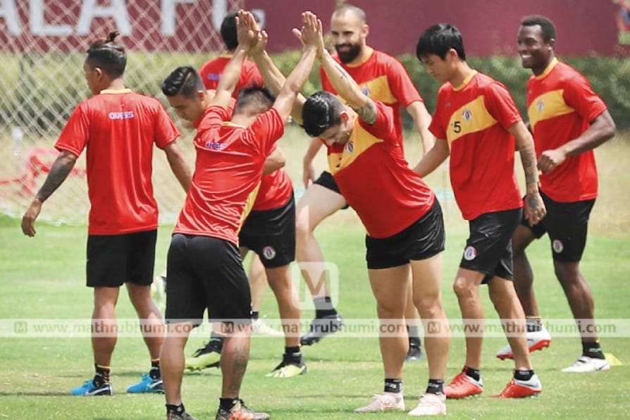 Chennai City, East Bengal Eye Title Win on Final Day of I-League