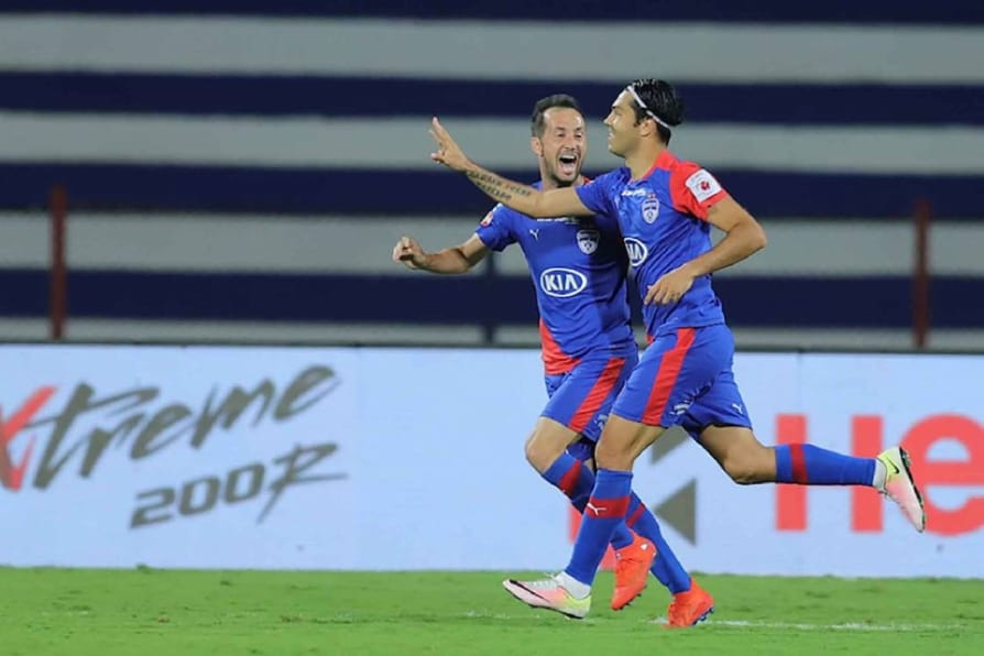 Bengaluru beat Northeast United through to ISL final for 2nd consecutive year