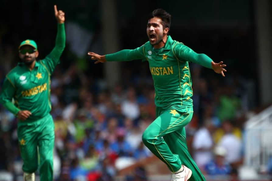 mohammad amir included in pakistan's world cup squad
