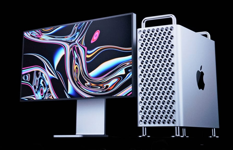 MAC PRO AND 6K SCREEN