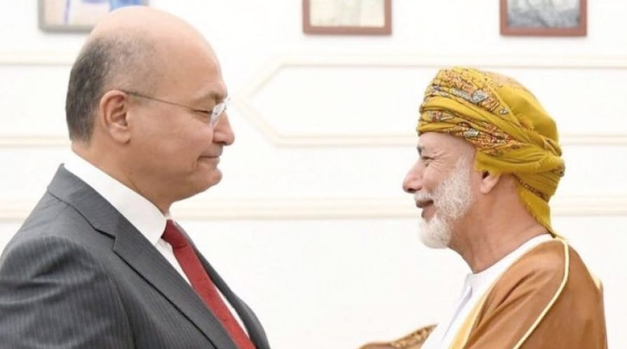 oman foreign minister