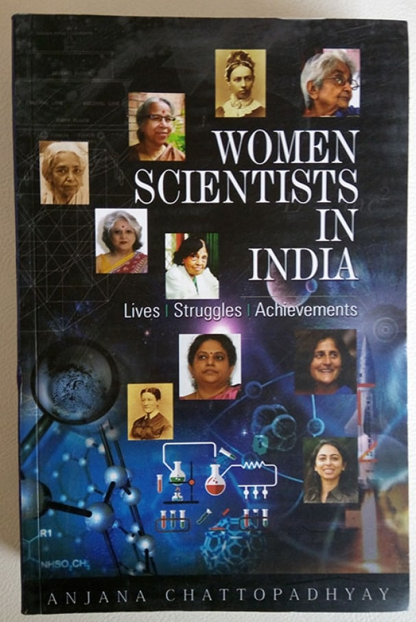 Women Scientists in India Book Cover