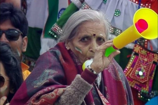 charulata patel meet this 87 year old fan