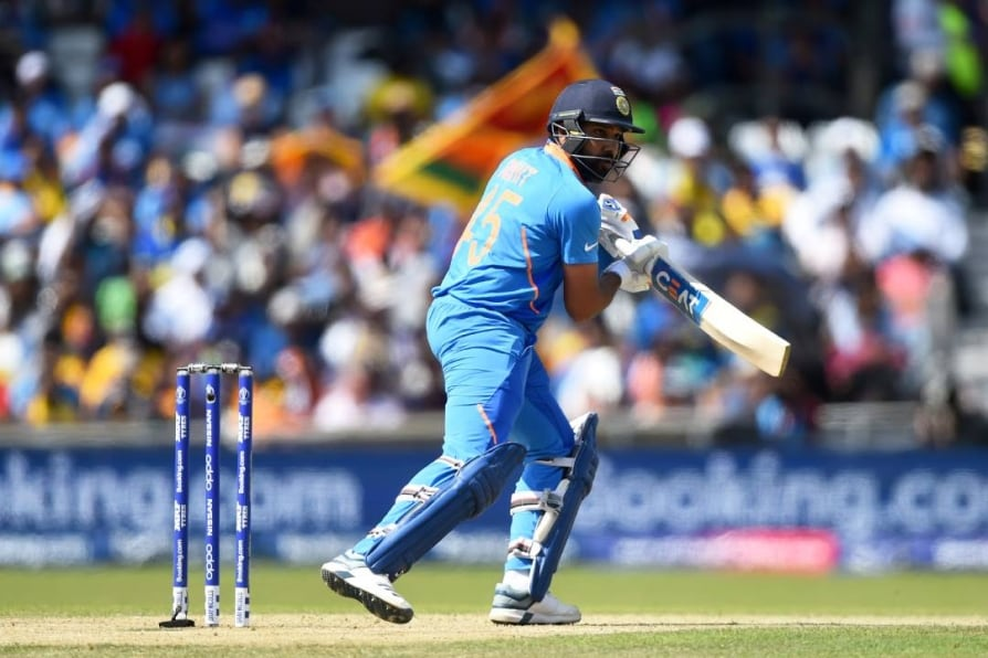 rohit sharma equals sachin tendulkar most hundreds world cup