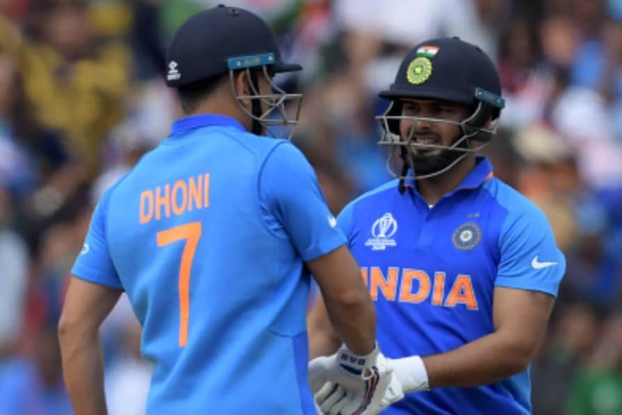 MS Dhoni told not to retire till Rishabh Pant is being groomed