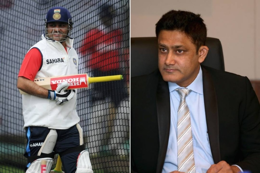 Anil Kumble should be chairman of selectors Virender Sehwag