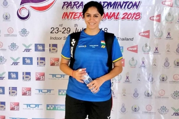 Meet Manasi Joshi, Para Badminton World Championships gold winner her Story