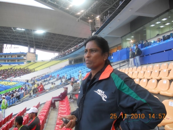 PT Usha Life Story Diary Of A Sports Reporter