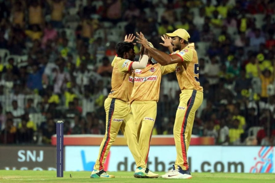 BCCI probes links between players, bookie in TNPL