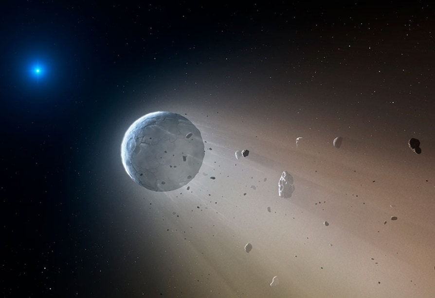Death of Stars, White Dwarf