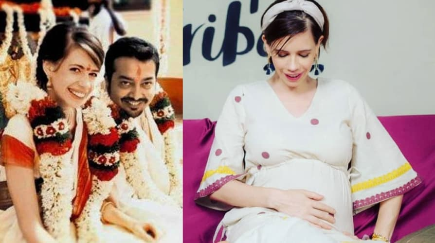 actor Kalki Koechlin talks about ex husband Anurag Kashyap's Reaction to Her Pregnancy