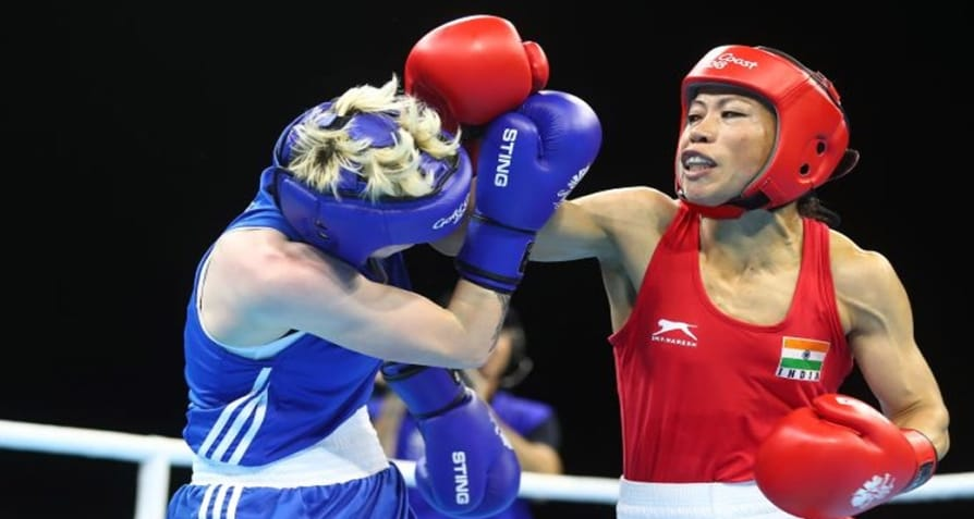 Mary Kom settles for bronze after loss in semifinal World Boxing Championship