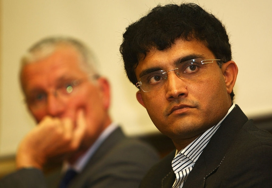 Sourav Ganguly elected as BCCI president