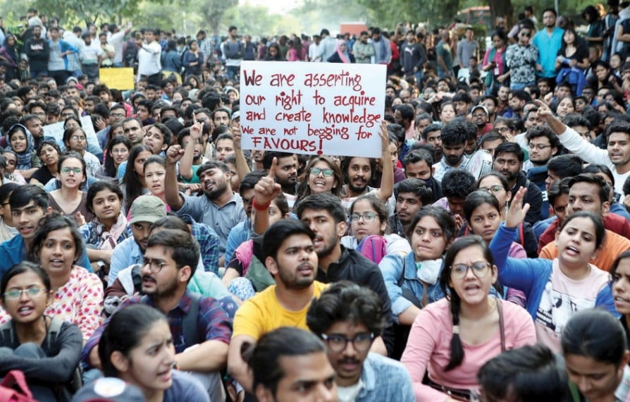 Laws and Customs: A Comparison Between JNU and Cambridge