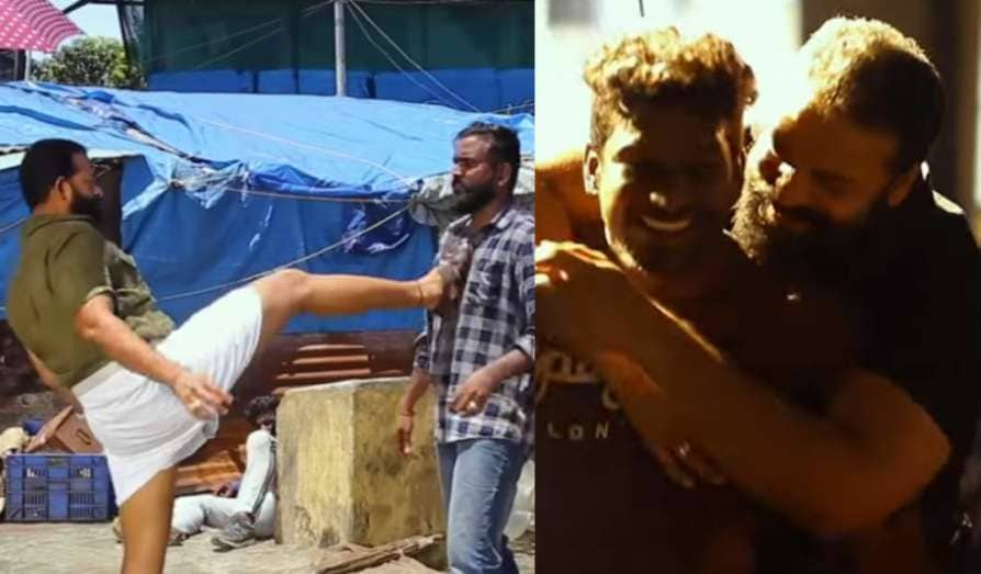 thrissur pooram movie Making Video Jayasurya Swathi Reddy Rajesh Mohanan
