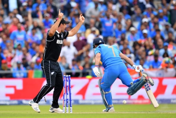 MS Dhoni finally breaks his silence on run-out in World Cup 2019 semi
