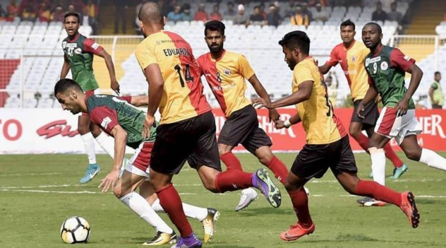 Mohun Bagan ATK Merger East Bengal is alone now
