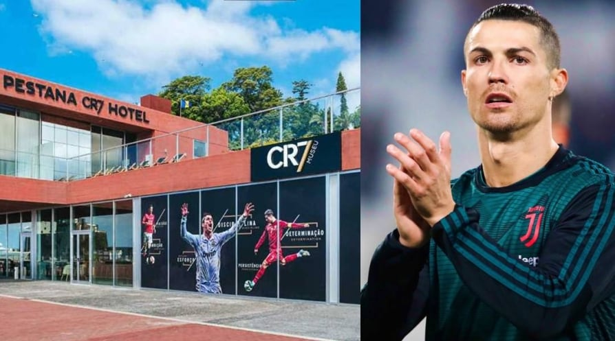 Covid-19 Cristiano Ronaldo hotels to be converted into hospitals Report