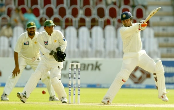march 29 Virender Sehwag becomes India's triple centurion