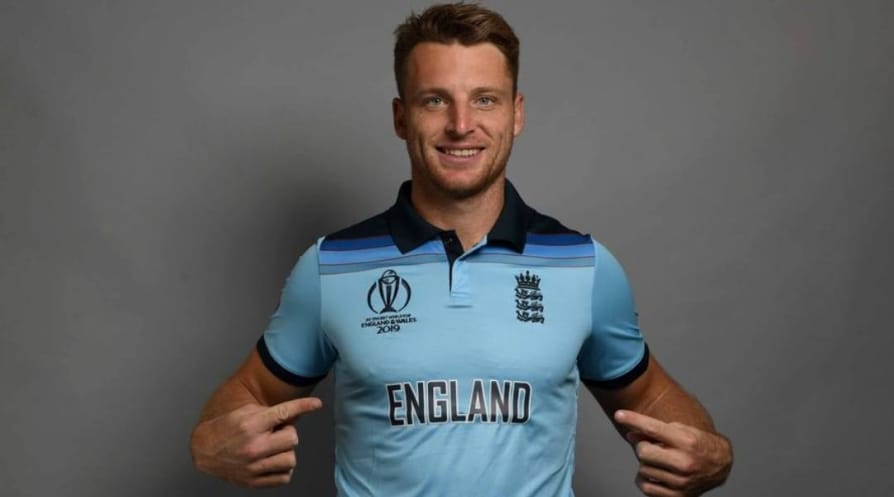 Jos Buttler to auction his World Cup final shirt to raise funds for Covid-19 fight