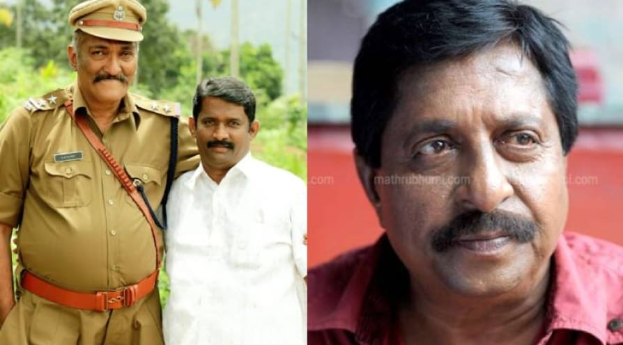 actor sasi kalinga passed away sreenivasan movie shaji pattikara