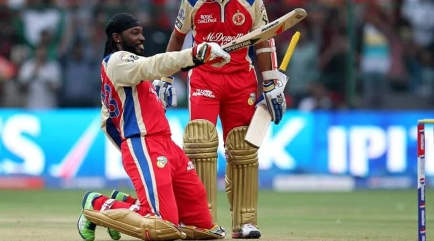 7 years ago this day Chris Gayle hits fastest hundred in cricket history during IPL