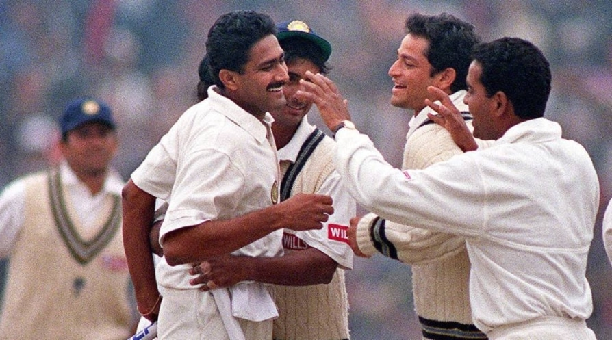 Wasim Arkam recalls how his plan failed in 1999 Kotla Test against Anil Kumble