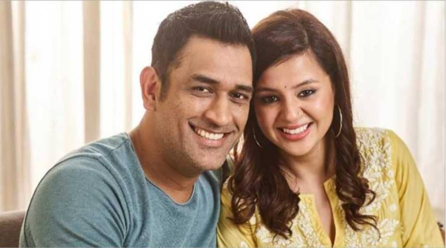 Sakshi Singh Dhoni came up with a sharp response to rumours of MS Dhoni's retirement