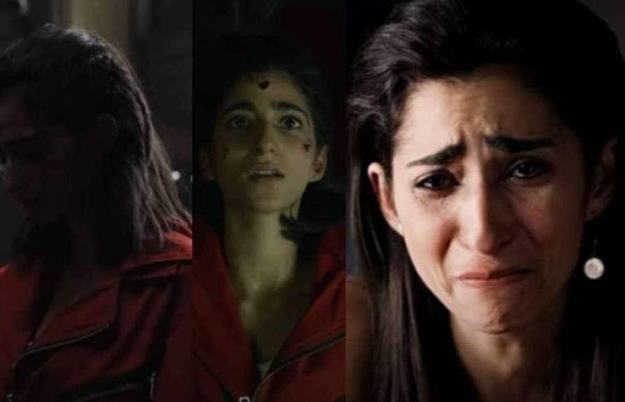 Money Heist Nairobi Alba Flores emotional video after her character's death season 12345 release