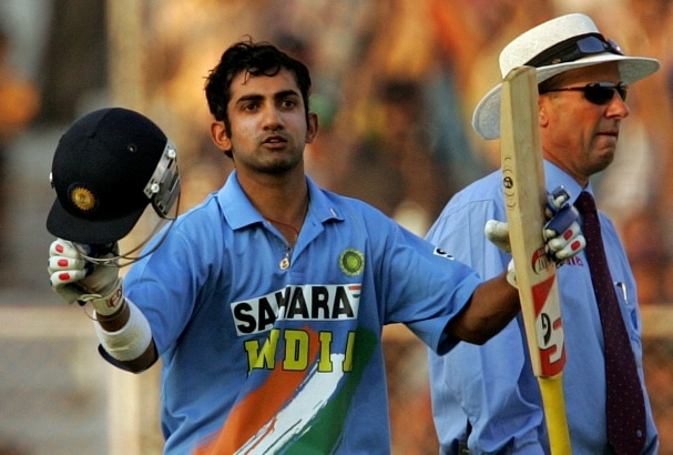 Gautam Gambhir from that littele boy from karol bagh to India's 2011 World Cup hero