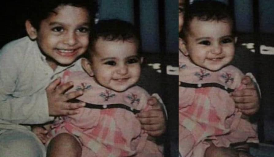 Parvathy Thiruvothu actor shares childhood photo with Brother Movies Family Instagram throwback