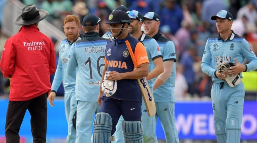on this day India lose World Cup 2019 match to England triggering conspiracy theories