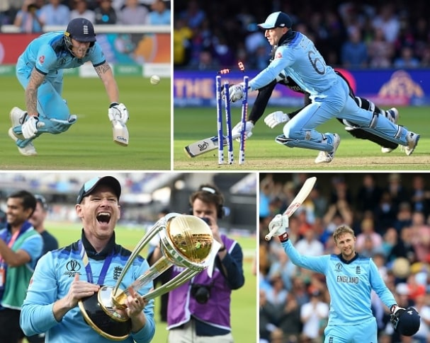 nail biting finish This day, last year England beat New Zealand in World Cup final