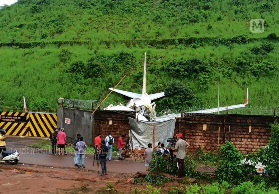 Karipur flight crash