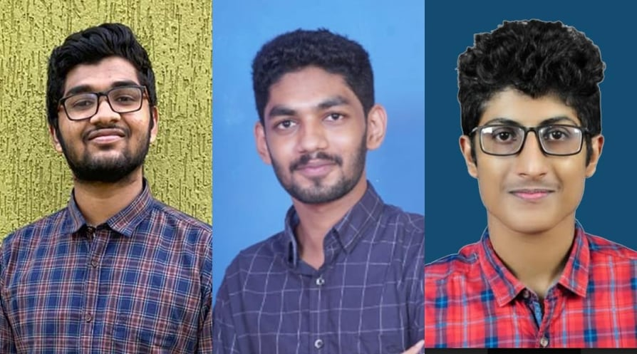JEE Advanced Kerala Toppers