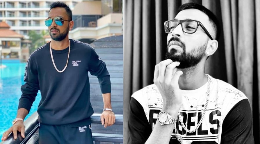 Krunal Pandya was in possession of luxury watches gold worth about INR 1 crore