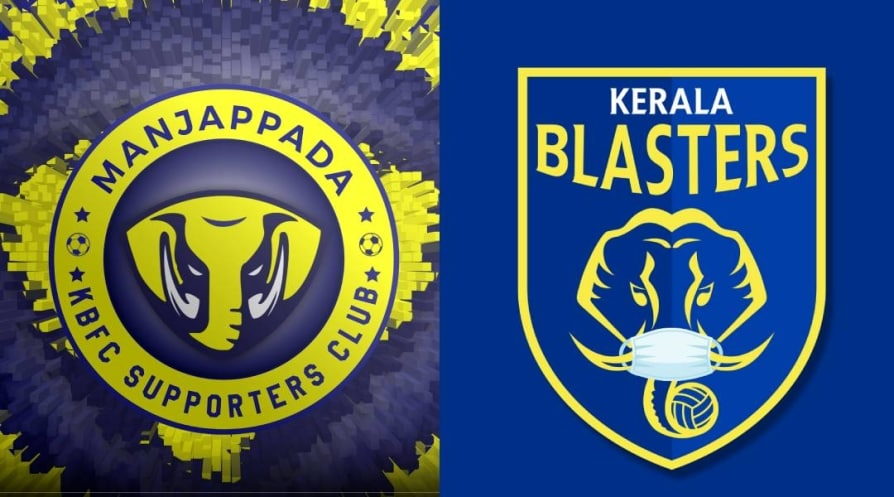 Mathrubhumi Sports Magazine and the manjappada to find the Kerala Blasters Dream XI