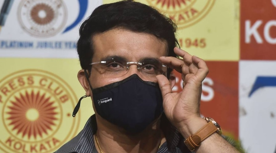 Underwent 22 Covid-19 tests in last four and half months said Sourav Ganguly