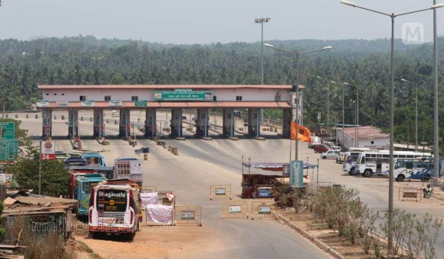 thalappady toll booth