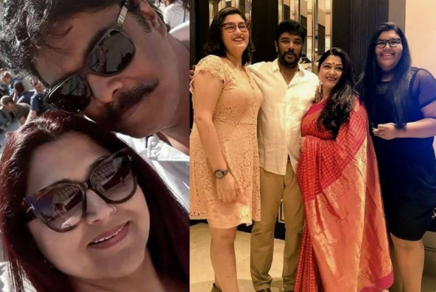 Khusbhu reveals when Sundar C proposed to her 26 years of Love story