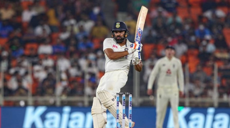 Rohit Sharma reaches career-best 8th spot in ICC Test Rankings