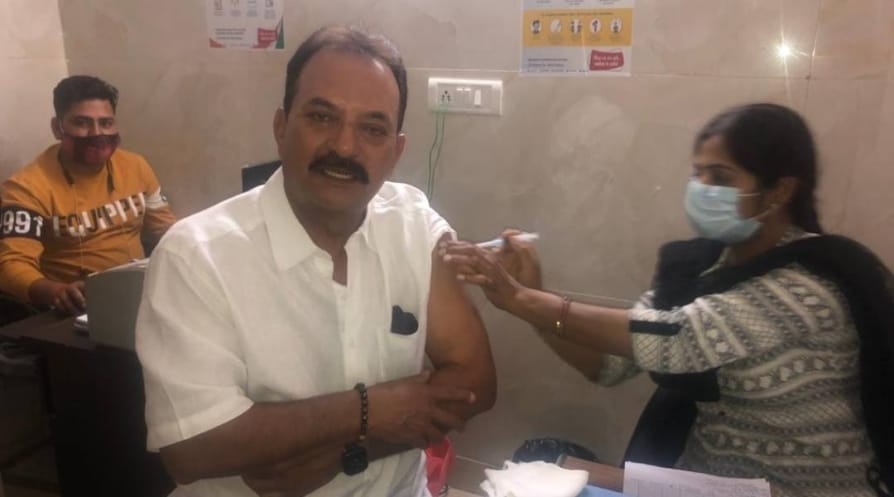 former India cricketer Madan Lal also gets 1st dose of COVID-19 vaccine