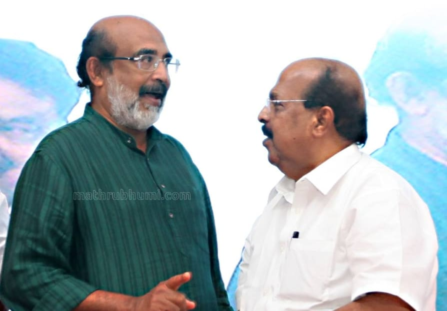 Thomas Isaac and G Sudhakaran