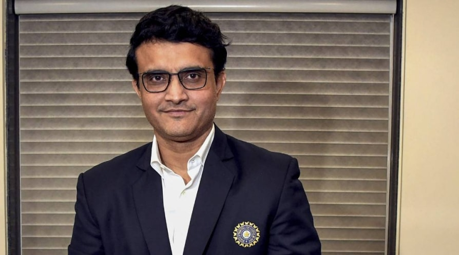 India vs England Sourav Ganguly to travel to Ahmedabad after getting vaccinated
